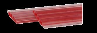 Persianas de policarbonato rubi
