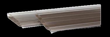 Persianas de policarbonato sandstone